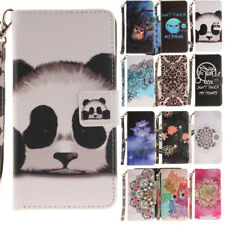 Fashion Printed Pattern Leather Wallet Flip Case Cover For SONY Xperia Z3 Mini
