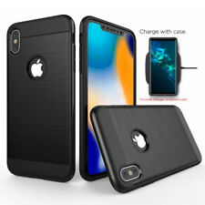Heavy Duty Shockproof Dual Layer Protective Case Cover For iPhone Xs Max XR 7 8