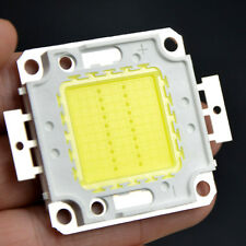 10W 20W 30W 50W 100W High Power SMD LED Chip Lamp COB Bulb Bead Light Floodlight