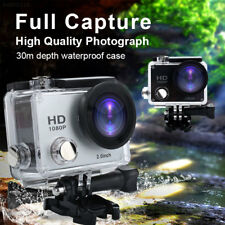 98D5 Ultra 4K Full HD 1080P Action Camera Portable Precise 110° Wide-Angle Lens