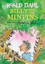 Billy and the Minpins (illustrated by Quentin Blake) by Roald Dahl Story Book UK