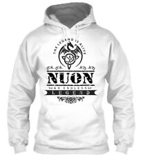 Legend Is Alive Nuon An Endless - The Gildan Hoodie Sweatshirt