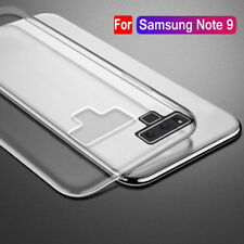 For Samsung Galaxy Note 9 S9 S8 Plus Ultra Thin Slim Clear TPU Soft Case Cover