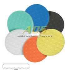"Lake Country CCS™ Cutback 5 1/2"" DA Foam Pad Kit – Mix & Match 6 Pack"