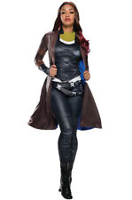 Brand New Guardians of the Galaxy 2 Deluxe Gamora Coat Adult Costume