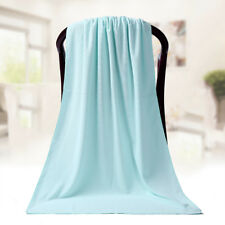 Large Microfibre Cotton Beach Bath Hand Towel Gym Sports Travel Lightweight