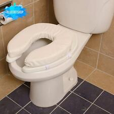 Duro-Med Toilet Seat Cushion, Cushioned Toilet Seat, Padded Toilet Seat Cover, V