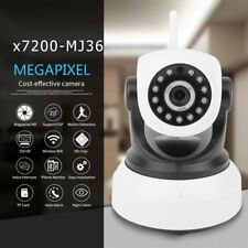 Wireless WIFI Home Baby Monitor Pan Tilt HD 1080P CCTV IP Camera Night Vision SE