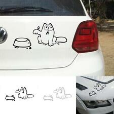 Cute Animal Fuel Tank Cap Sticker Waterproof Car Sticker Car Decorative OK 02