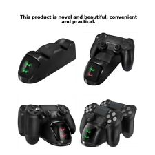 Game Controller Charger Charging Dock Station Stand for Playstation 4 PS4 Switch