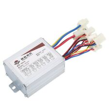 24V/500W DC Electric Bike Motor Brushed Controller Box Electric Bicycle Scooter