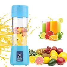380ml Portable Mini Juicer Electric USB Rechargeable Smoothie Blender Machine