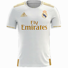 Real Madrid Hazard 19/20 Home Soccer Jersey PLAYER VERSION MATCH KIT