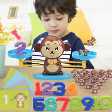 Monkey/Dog Balance Cool Math Game Fun Learning, Educational Toy Gift for Kids