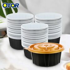 Plastic Food Storage Containers With Lids Bpa Free Large For Meal Prep Microwave