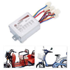 Metal 24/36V 350/500W Speed Controller Motor For Electric Scooter Bike Bicycle