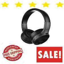 Bluetooth Headphones Over The Ear Noise Cancellation Wireless Mic Over-The-Ear