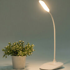 Touch Control Desk Lamp Dimmable Flexible 3Modes USB LED Table Light for Reading