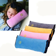 GESMART Car Safety Seat Belt Pillow Shoulder Strap Pad Cushions Head Supports