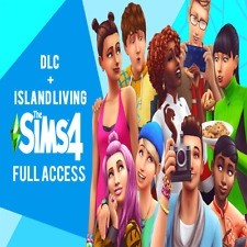 The Sims 4 Any Edition DLC account Origin PC Full access