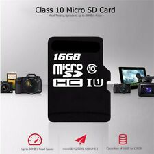 SD Card 16/32/64/128GB Micro SD SDHC Class 10 UHS-I TF Memory Card for CellPhone