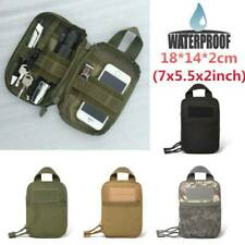Outdoor Waterproof Tactical Waist Belt Pack Phone Pouch Bag Camping Hiking Nice