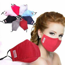 Respiratory Health Care Half Face Mouth Respirator Anti-Dust PM2.5 Mouth Mask