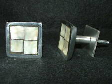 Mother Of Pearl Curtain Tie Back Wall Tieback Hooks