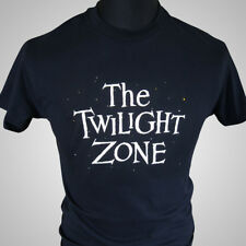 The Twilight Zone Retro Sci Fi TV T Shirt Horror Vintage Cult Classic Hipster