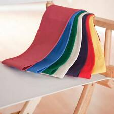 Replacement Canvas for Director's Chair (FLAT STICK)