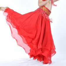 Belly Dance Costume Three Layers Performances Skirt/Dress (no belt) 13 colours