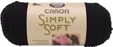 Caron SIMPLY SOFT Worsted weight Acrylic Knitting Crocheting Yarn 6-oz Skeins