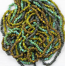 NEW!!! AWESOME 8/0 PICASSO CHARLOTTE SEED BEADS - 30gr