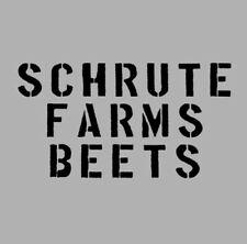 Schrute Farms Beets T-shirt The Office 3 Colors S-3XL