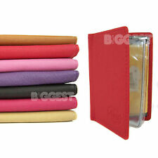 ★★Top Quality Leather Credit Card Wallet in 7 Colours★★