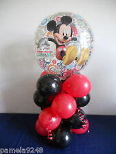 NEW MICKEY MOUSE CLUB HOUSE BALLOON DECORATION  DISPLAY