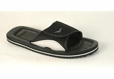Mens Black Velcro Beach Sandals Size 6, 7, 8, 9, 10, 11