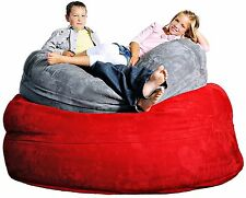 Monster Sak - sac bean bag love seat foam cozy beanbag
