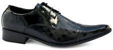 BRAND NEW PATENT BLACK FASHIONABLE MEN SHOES 8,9,10,11