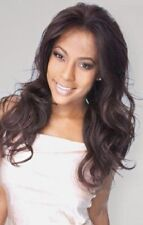 SAPPHIRE FREETRESS EQUAL WAVY SYNTHETIC WHOLE LACE WIG
