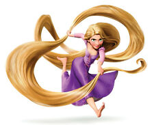 RAPUNZEL TANGLED Photo Poster Print Wall Art Large