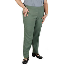 Bend Over Pine Pull On Pants Avg Plus Size 24W-26W-28W-30W-32W-34W-36W-38W-40W