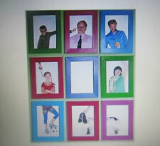 2 x IKEA NYTTJA PICTURE FRAMES 5x7  CHOOSE UR COLOUR