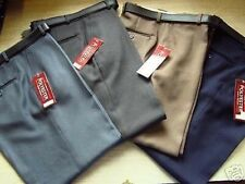 SMART CASUAL FORMAL MENS GENTS NICE TROUSERS  NEW  ALL SIZES  30 - 62 WAIST BIG