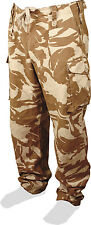 BRITISH ARMY SOLDIER 95 ISSUE TROUSERS GENUINE DPM CAMOUFLAGE SUPER GRADE COMBAT