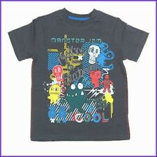 NEW Boys Monster Jam T-shirt, Ages 5-13 years available