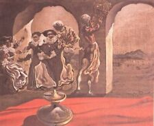 Disappearing Burst of Voltaire Dali Reproduction Art Print A4 A3 A2 A1