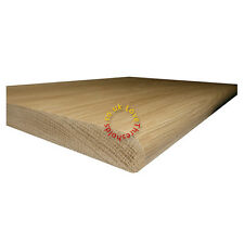 SOLID OAK WINDOW BOARD SILL 2M X 25MM THICK - UNBEATABLE PRICE QUALITY & SERVICE