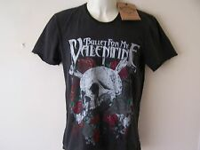 *NEW* AMPLIFIED BULLET FOR MY VALENTINE GREY MENS T SHIRT S M L XL XXL BNWT