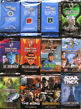 Star Trek CCG Sealed Booster Pack Selection